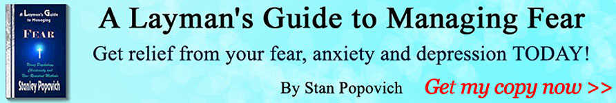 Discover How to Manage Fear and Anxiety