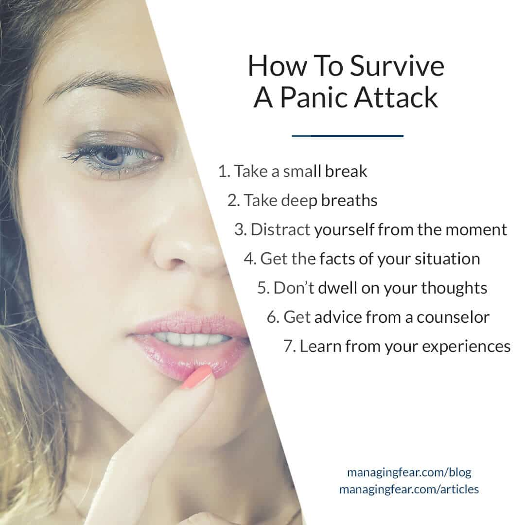 How To Survive A Panic Attack